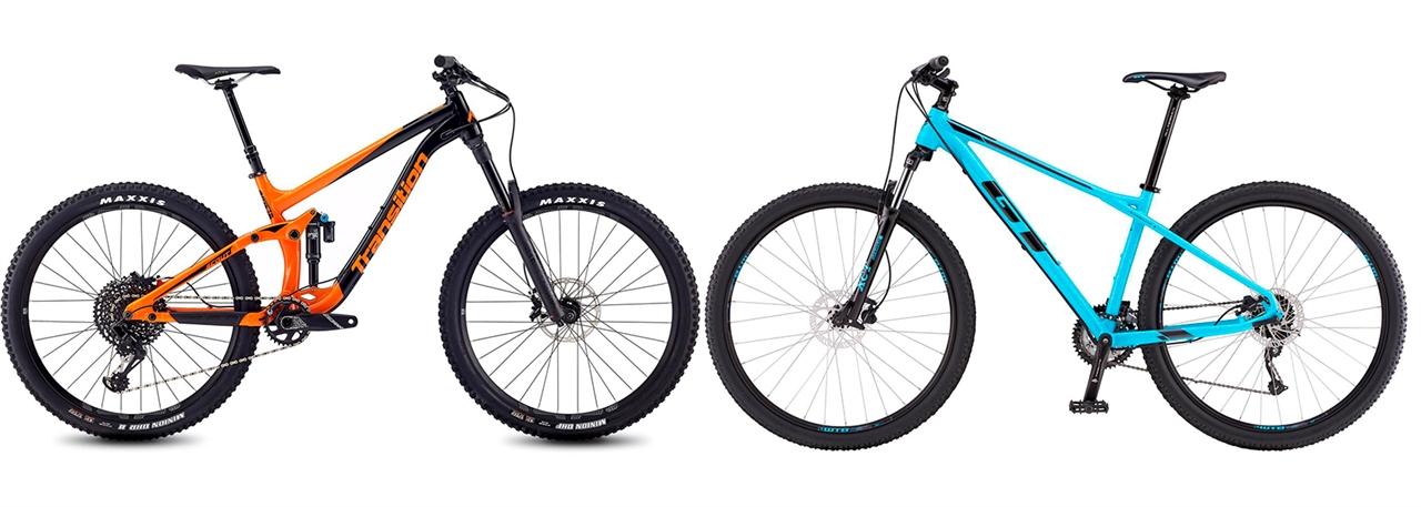 c88866cf Kupp på en rekke sykler!